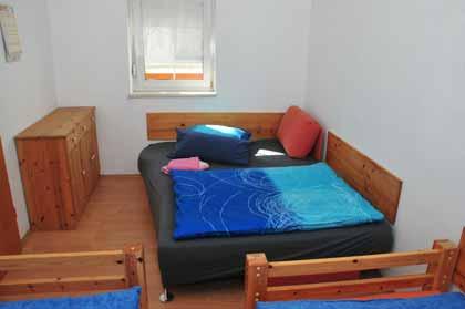 Cuarto para niños del apartamento de vacaciones