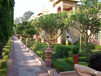 India Delhi Gurgaon Heritage Resort