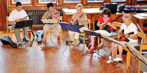 Mandolinenorchester Euphonia Waltershausen